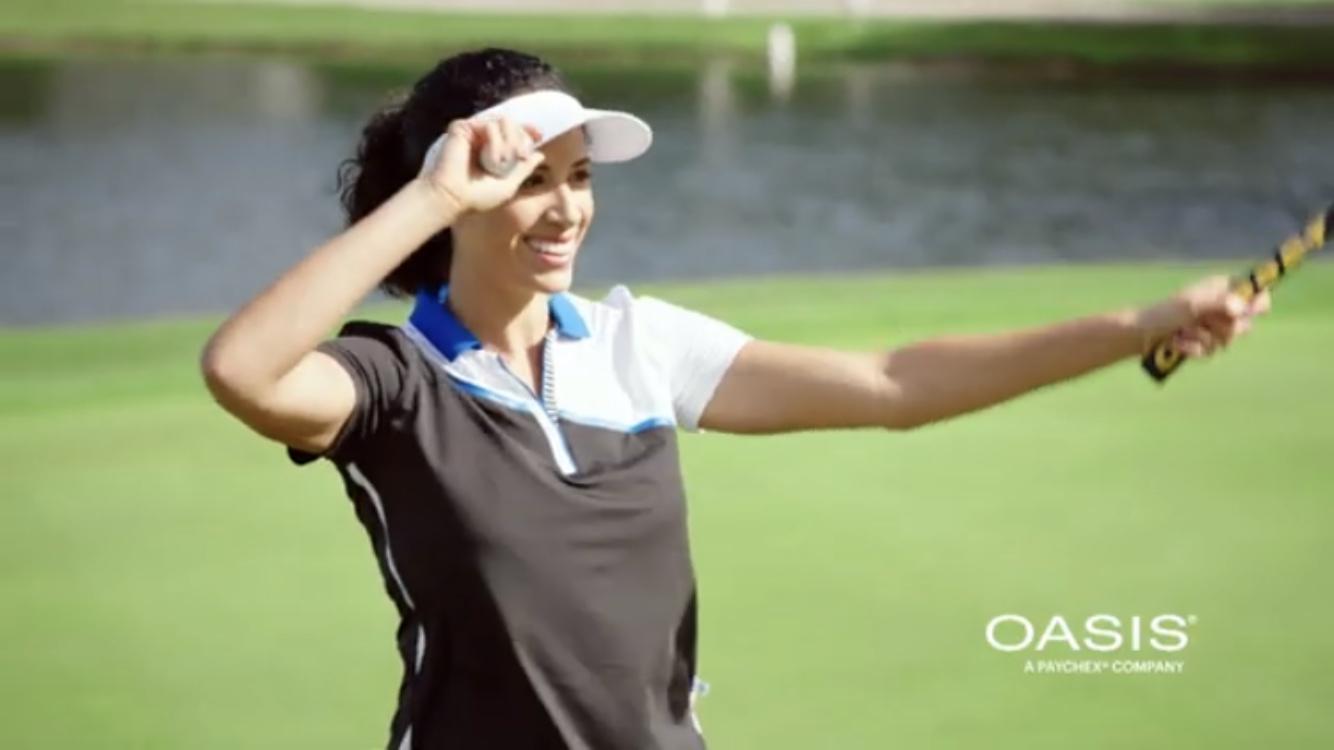 PGA Tour Oasis Commericial -