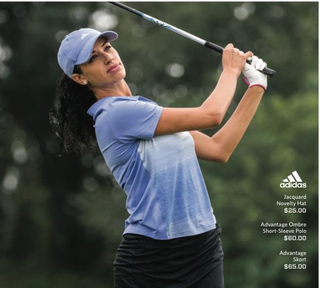 Golf Galaxy Ad -