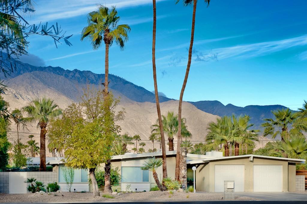 Mid-Century Modern Alexander Home in Sunmor, Palm Springs, CA