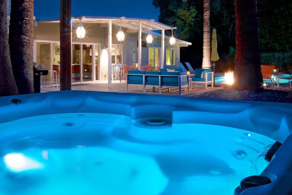 Palm Springs Spa Vacation