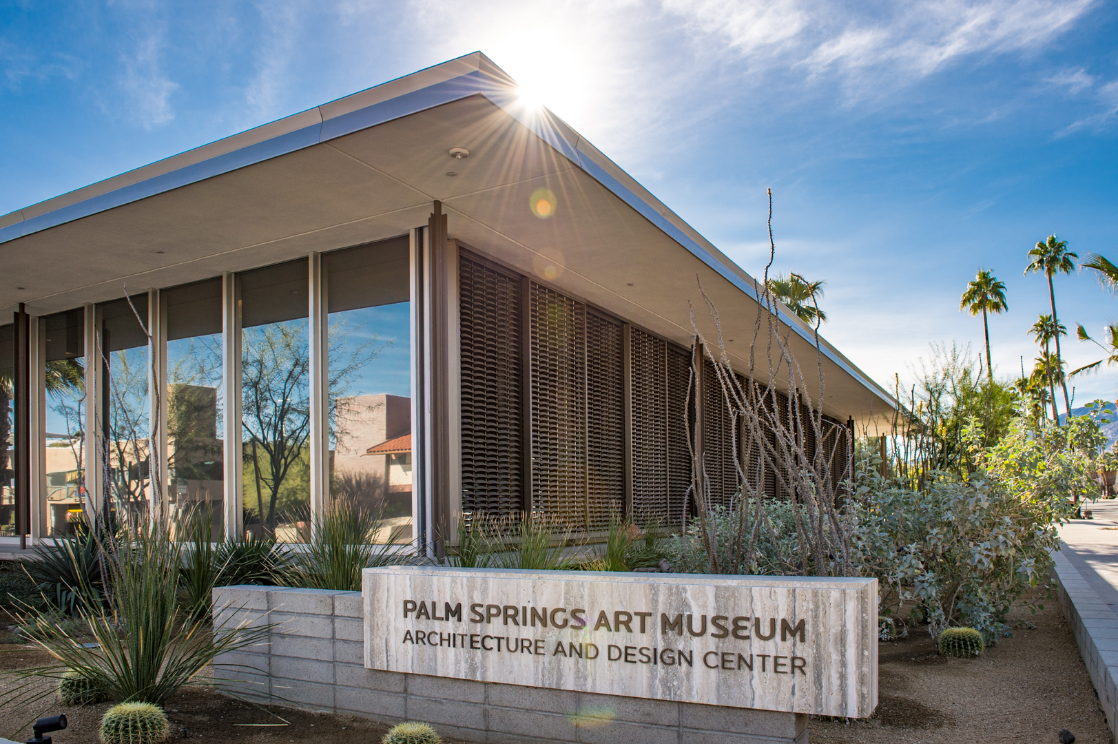 Palm Springs Architecture and Design Museum   ©Gary Allard