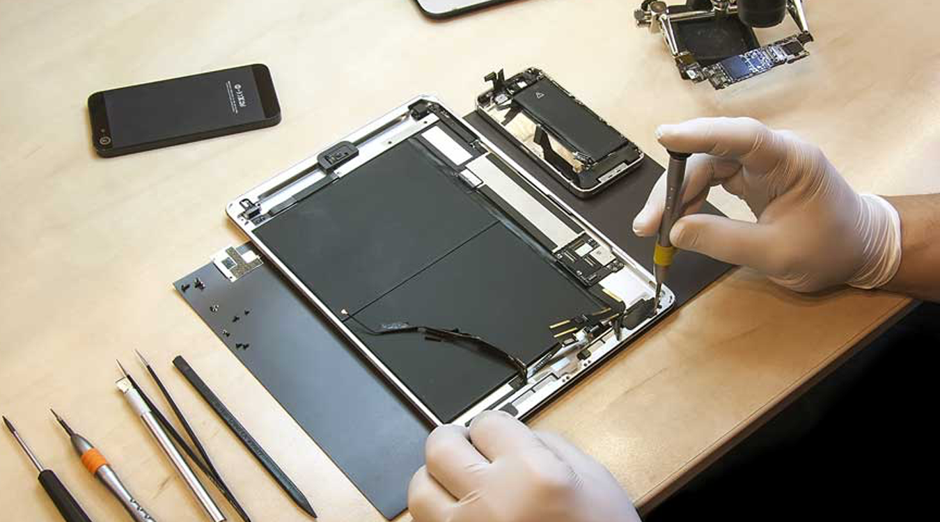 iPad & Tablet Repair - Screen Replacement •Charging Port • Home Button • Power Switch • Toggle Buttons • Camera Assembly • Volume Button • Battery