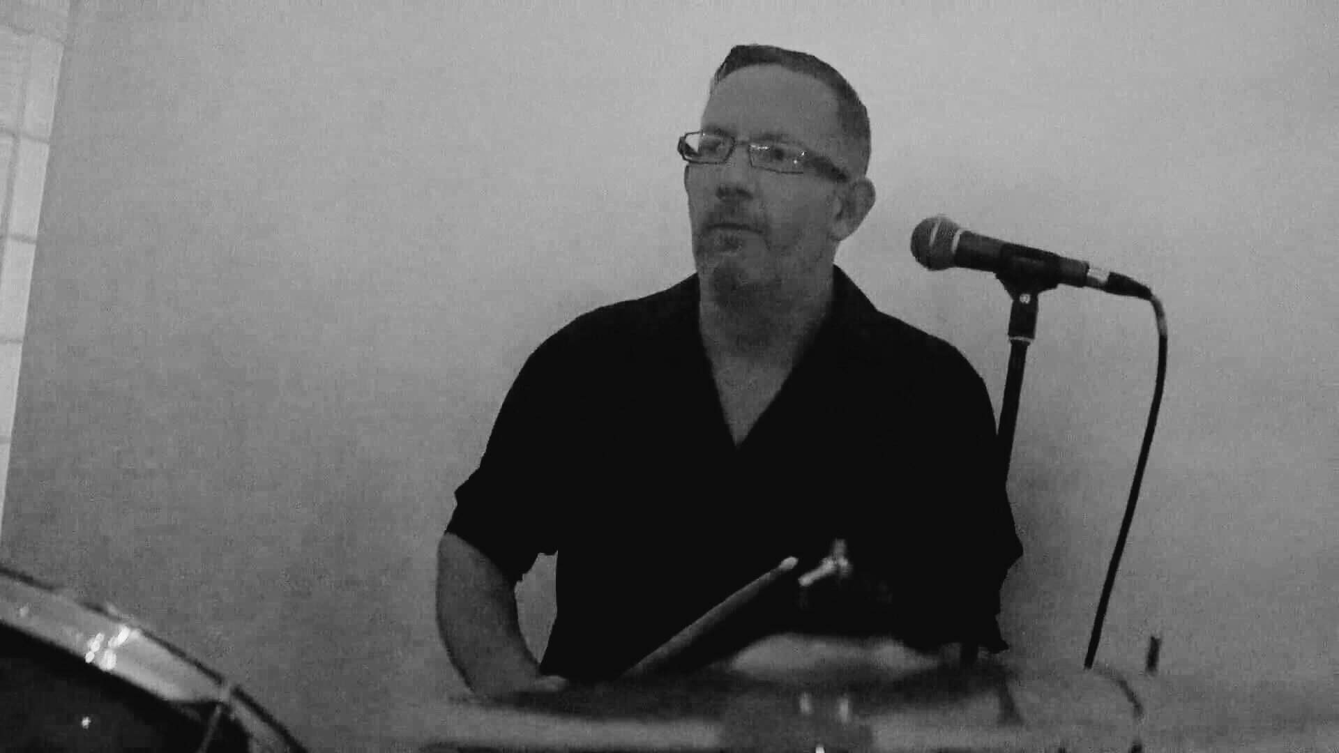 Dan Hearn - Drums and backing vocals