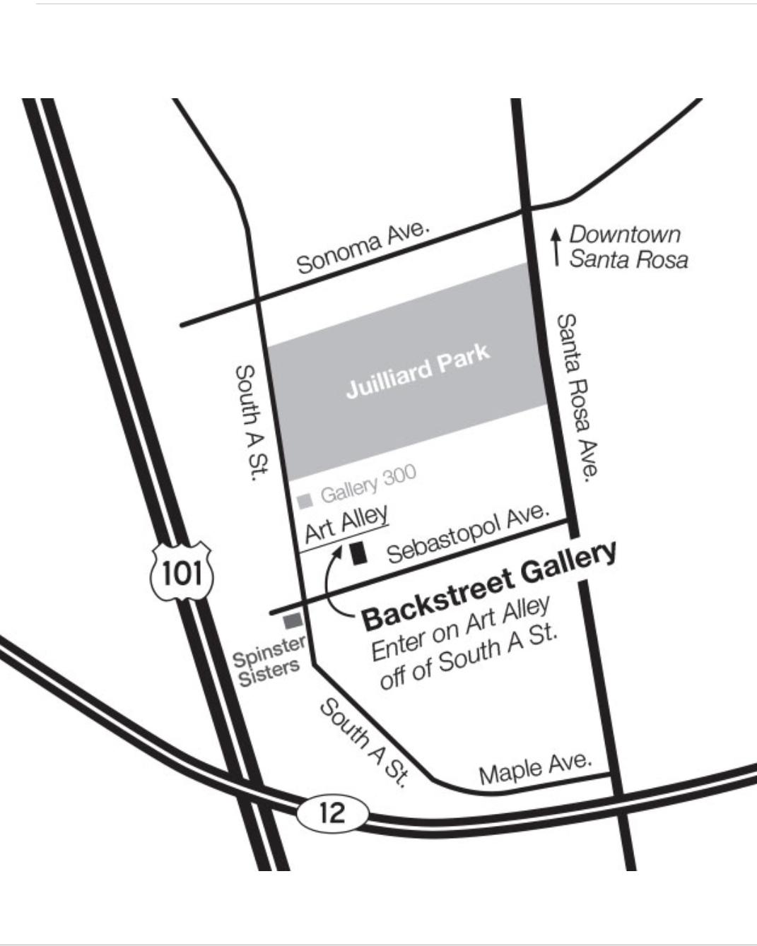 SOFA District Map