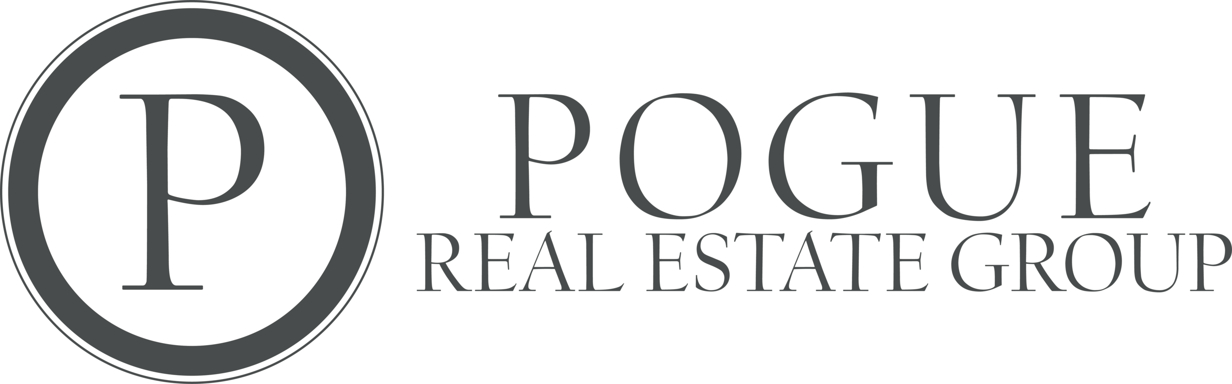 Pogue Real Estate Group - Coquitlam Luxury Real Estate