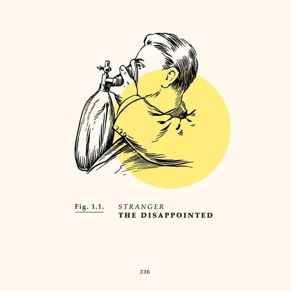 ARTIST:  THE DISAPPOINTED  RELEASE:  STRANGER  EP - RELEASED JUNE 24, 2013