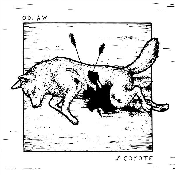 ARTIST:  ODLAW  RELEASE:  COYOTE  SINGLE - RELEASED FEBRUARY 11, 2016