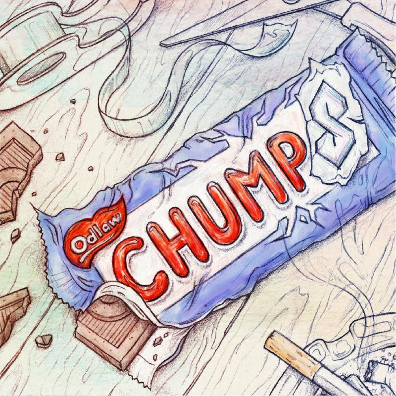 ARTIST:  ODLAW  RELEASE:  CHUMPS  SINGLE - RELEASED OCTOBER 14, 2016