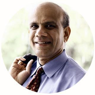 G.K. – Dr. Gurumurthy Kalyanaram
