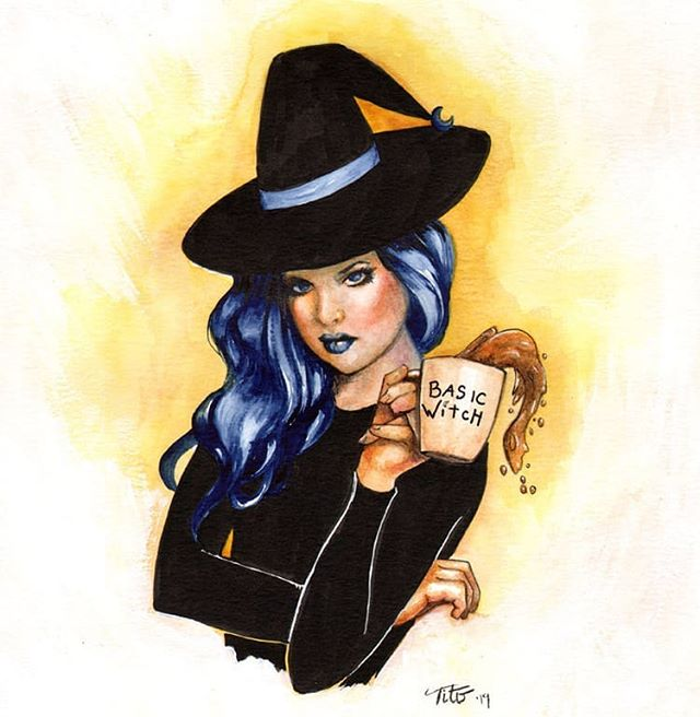 Mood:  #witchytattoo #witch🔮 #witchyaesthetic #witchesofinstagram #witchaesthetic #witchyvibes #witchythings #altardecor #wiccanaltar #basicwitch #basicwitches #basicwitchmemes #spillthetea