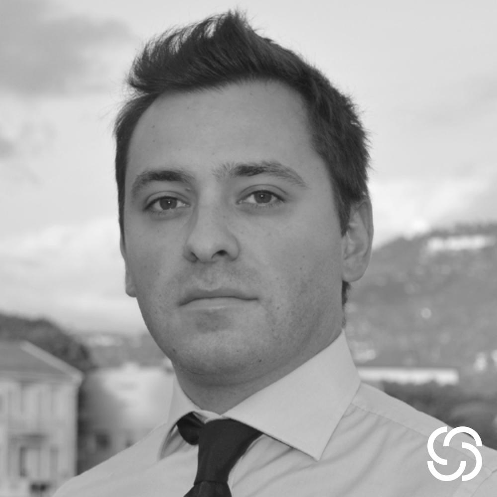 Luca Comparini - Blockchain Lead IBM FRANCE