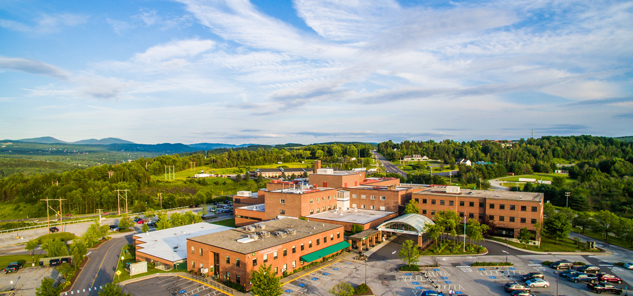 Our Practice - We are located on the campus of the Central Vermont Medical Center in Berlin, Vermont.
