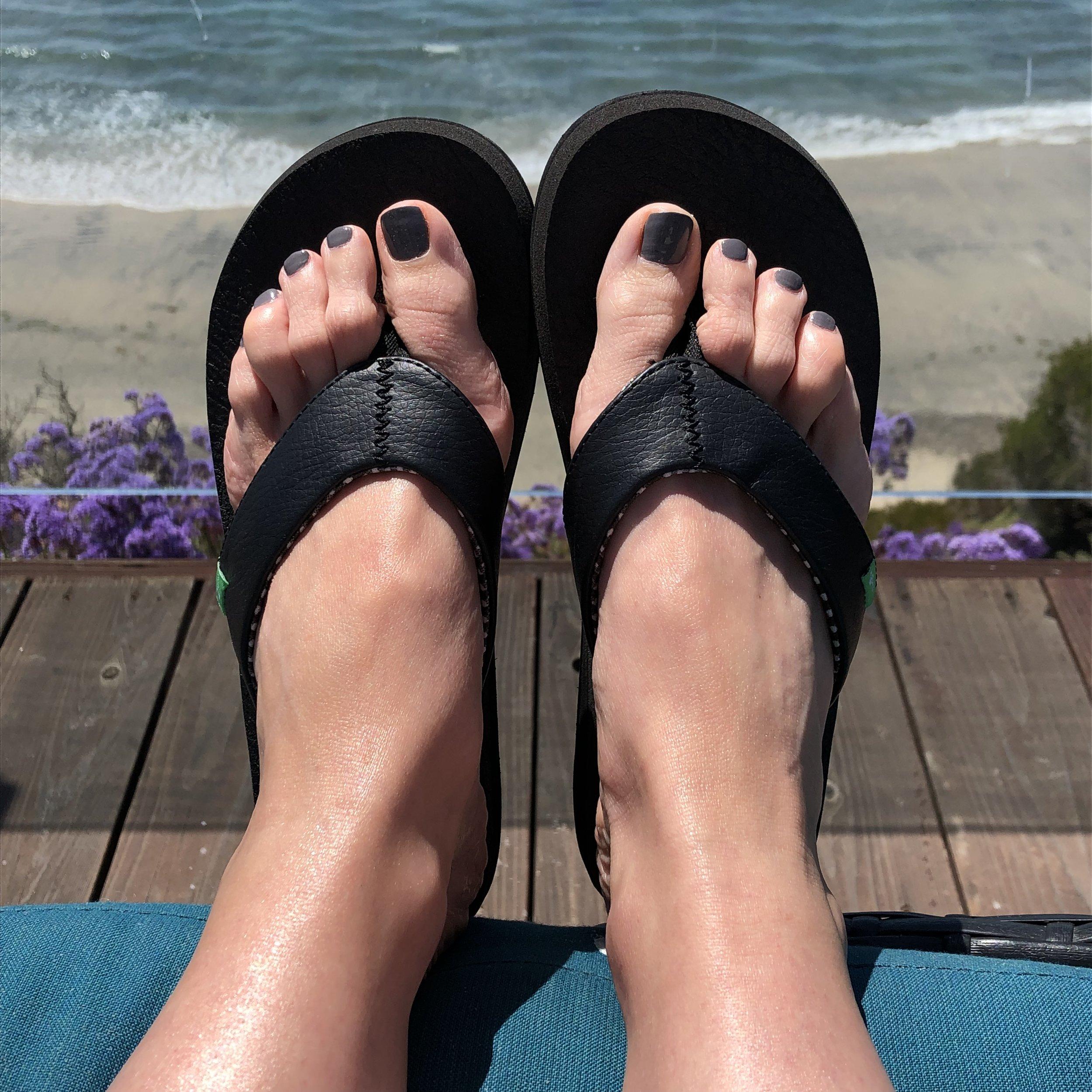 Sanuk Yoga Mat Sandals — Costco Casual