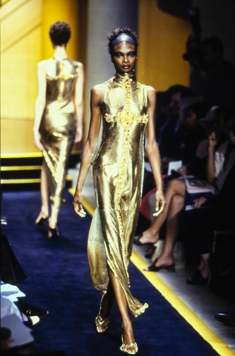 Versace e o catolicismo, 1997