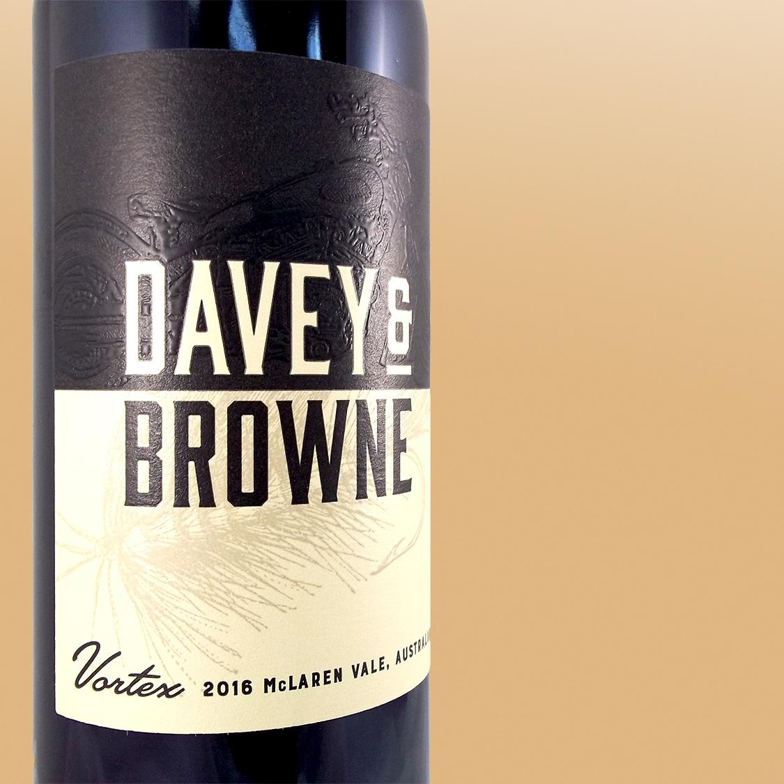 DAVEY & BROWNE - 2016VORTEX