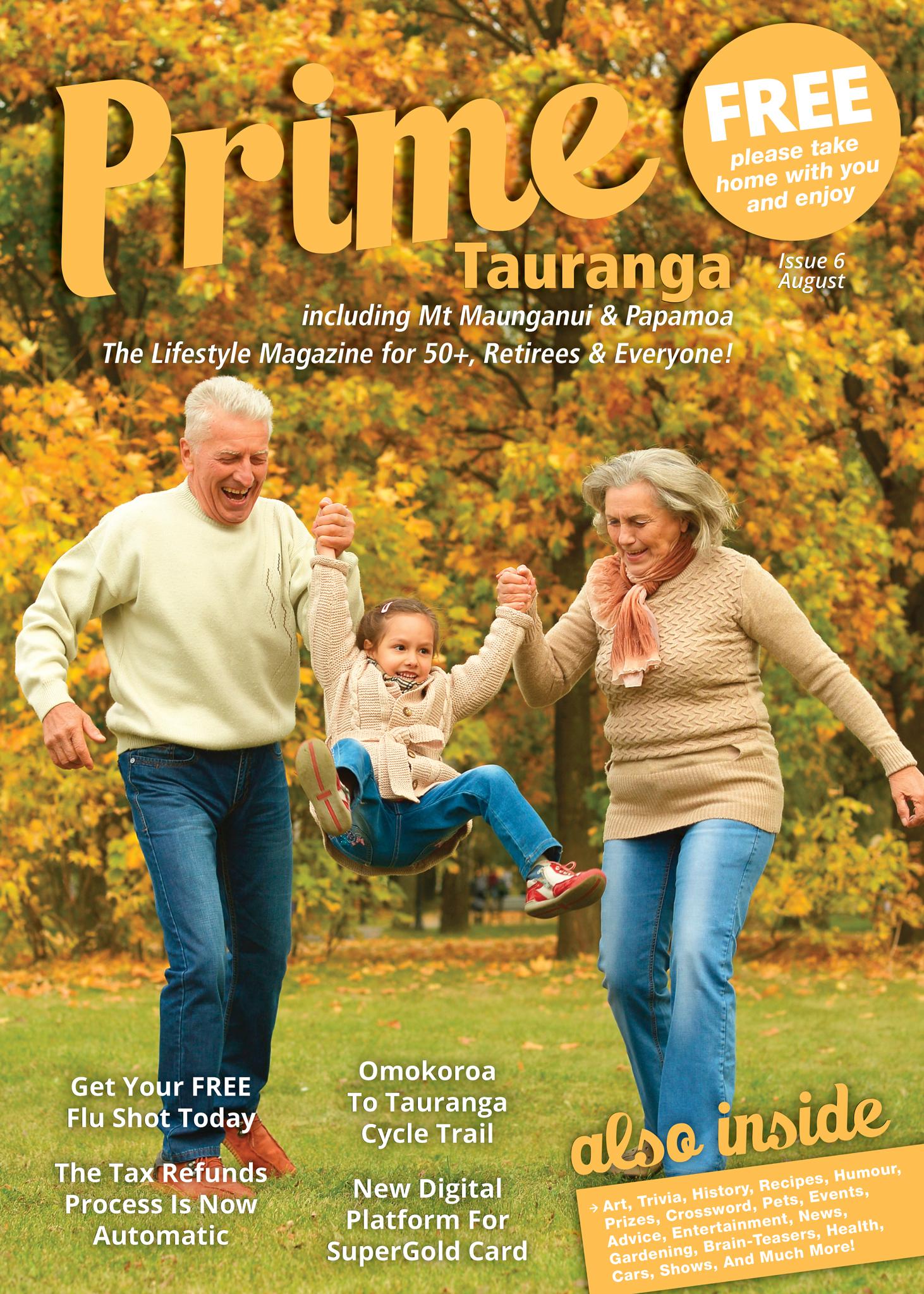 Prime Tauranga August 2019