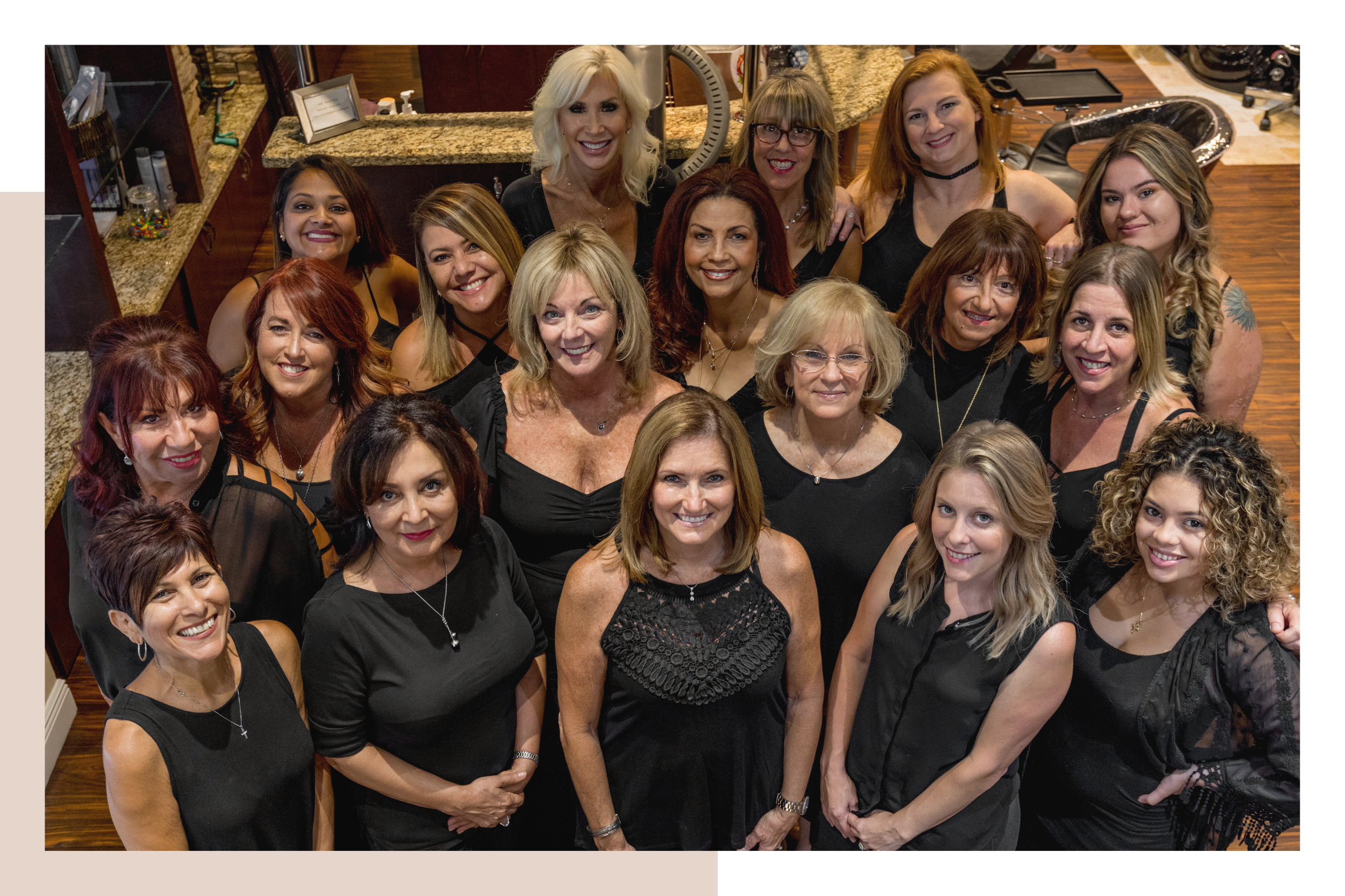 Welcome - Located in Cooper City, our full-service salon offers men and women the latest haircuts, styling, Goldwell color, conditioning treatments, relaxers, keratin treatments, hair extensions, and more. Our experienced team of artists are ready to assist clients with all of their beauty needs.
