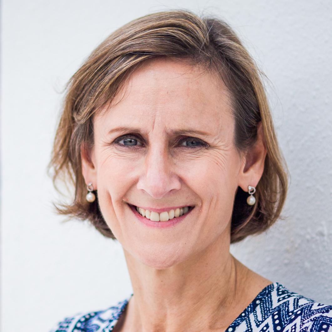 Rachel Frizberg , Area Head Asia Pacific, Roche Pharmaceuticals