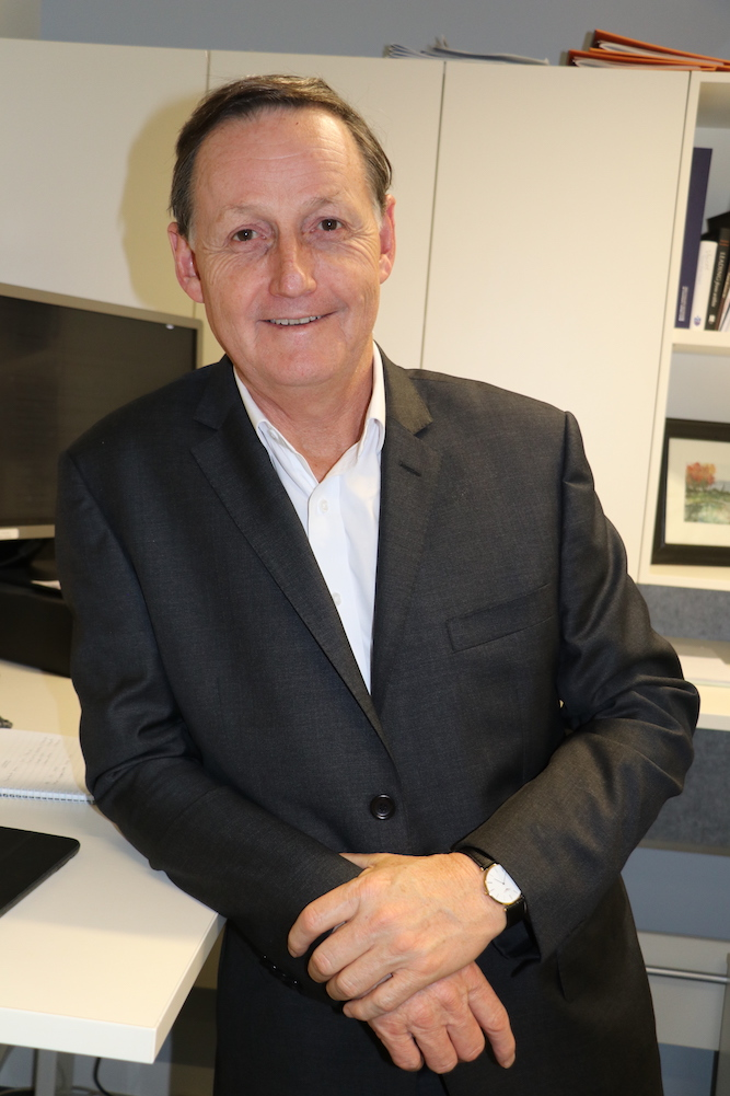 David Bryant, Group General Manager, People and Culture, St Vincents Health Australia -