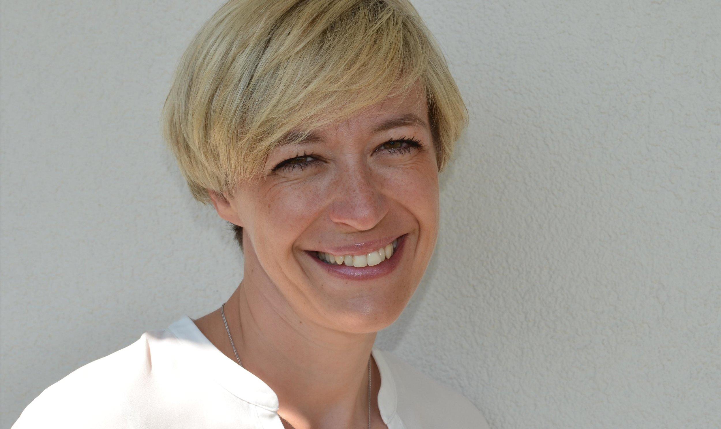 Christiane Schumacher , Head of HR, APAC, Roche Pharmaceuticals.