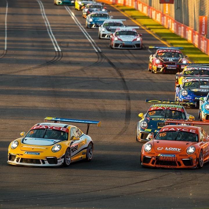Thomas MaxwellRacing(Porsche Carrera Cup) -