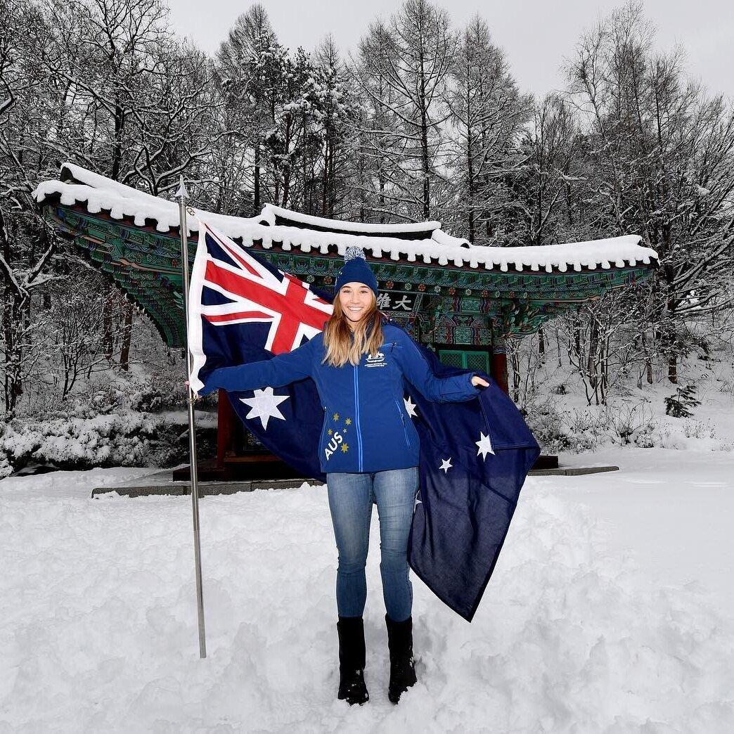 Joany Badenhorst Snowboard Cross -