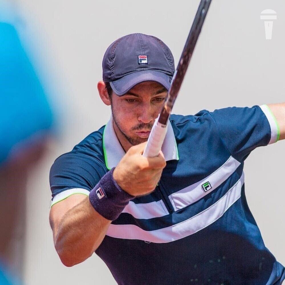 Steven de Waard  Tennis -