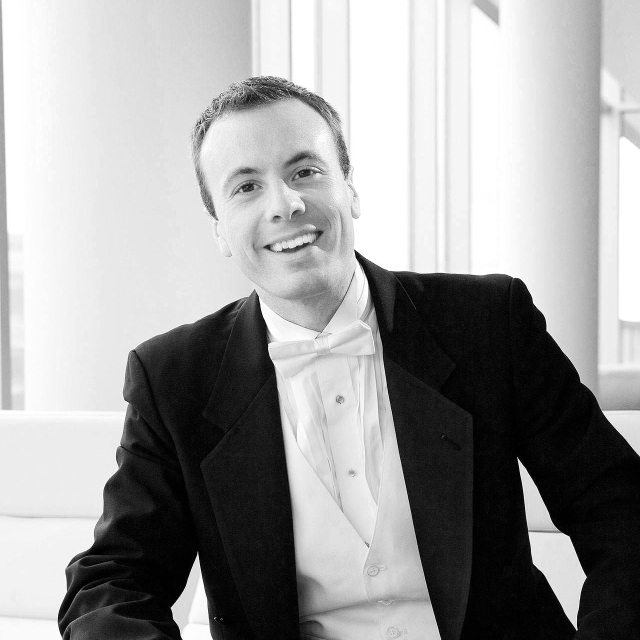 Announcing Wesley Schulz as new Music Director - Auburn Reporter // 2.22.18It took the Auburn Symphony Orchestra 2½ years to find and land their new music director, but it was time well spent, they say.