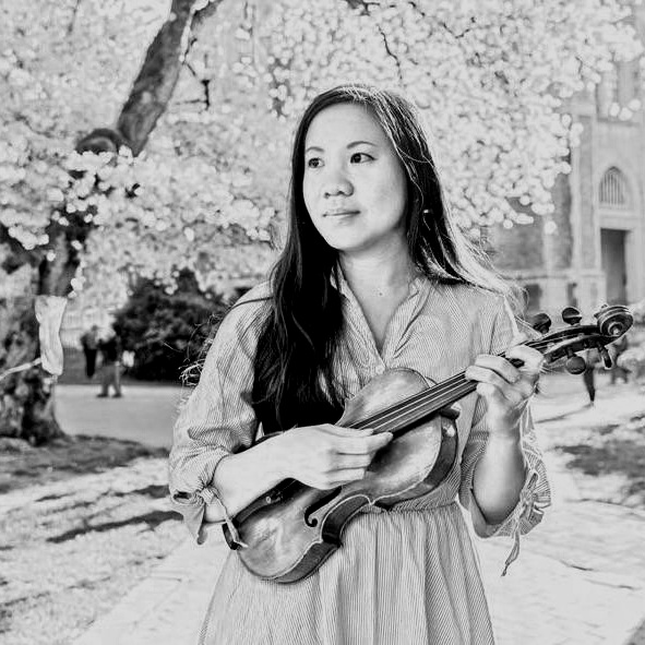 Auburn Symphony Orchestra Welcomes Emilie Choi - Auburn Reporter // 6.1.19Auburn Symphony Orchestra has named Emilie Choi as its new concertmaster.