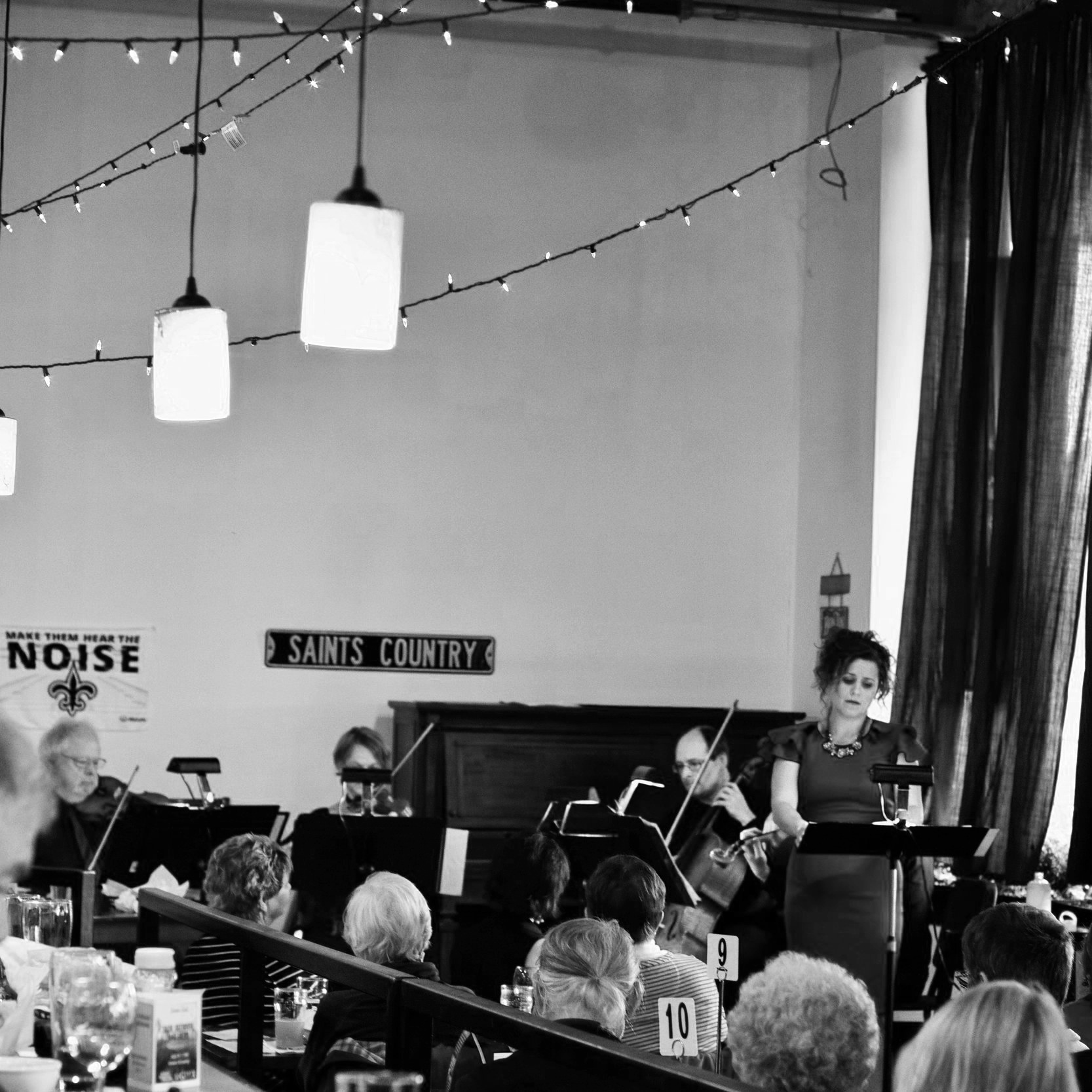 Auburn Symphony kicks off Summer Series - Auburn Reporter // 6.17.19The Auburn Symphony's Summer Series begins Thursday, June 27 with From the Stage!, at Geaux Brewing.