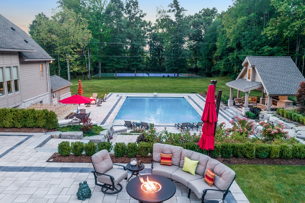 Award-winning landscape design in SE Michigan
