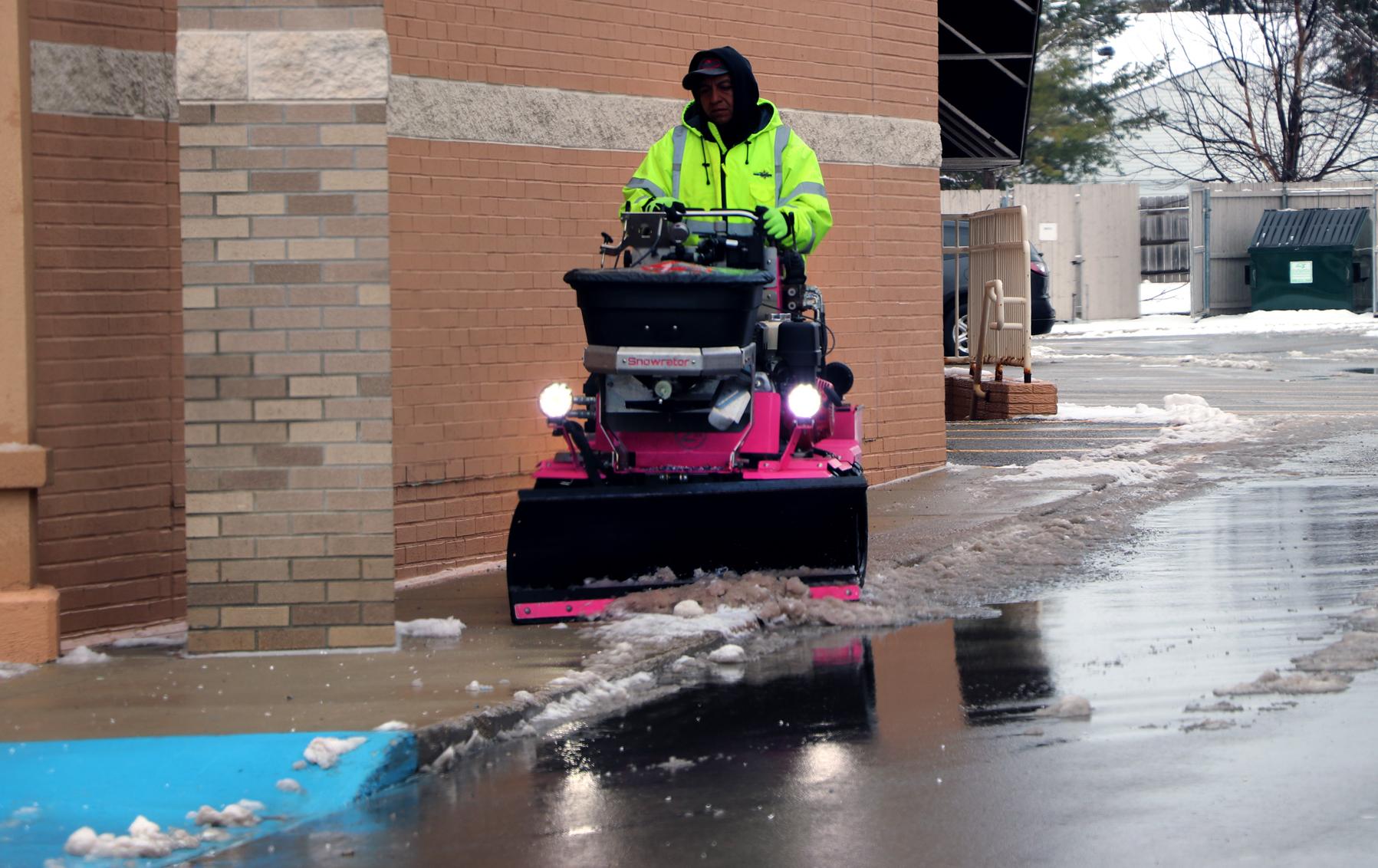 Top commercial snow removal in Birmingham MI