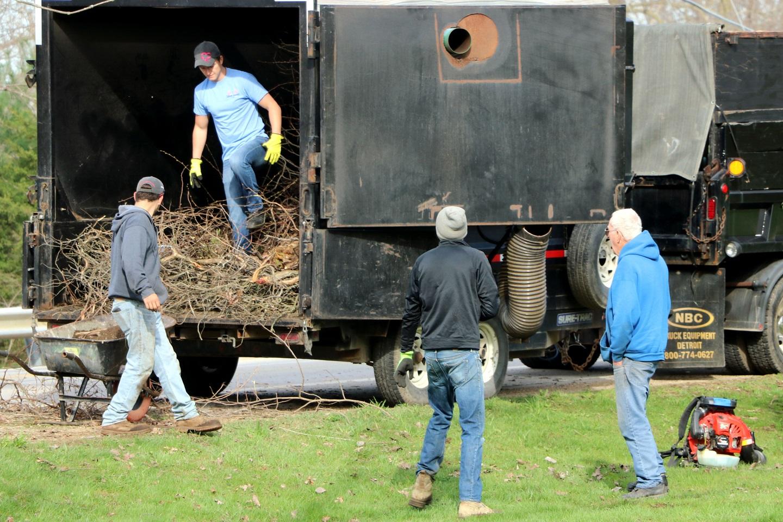 Landscape contractors Bloomfield Township MI