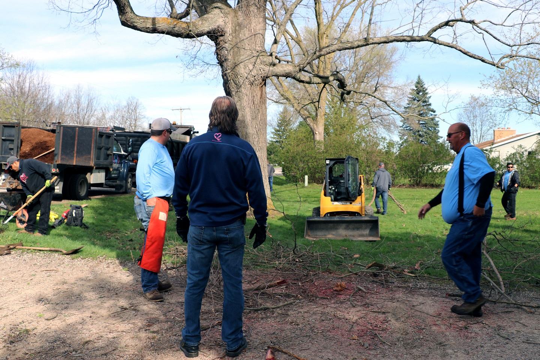 Outreach - landscape contractors in Grosse Pointe MI