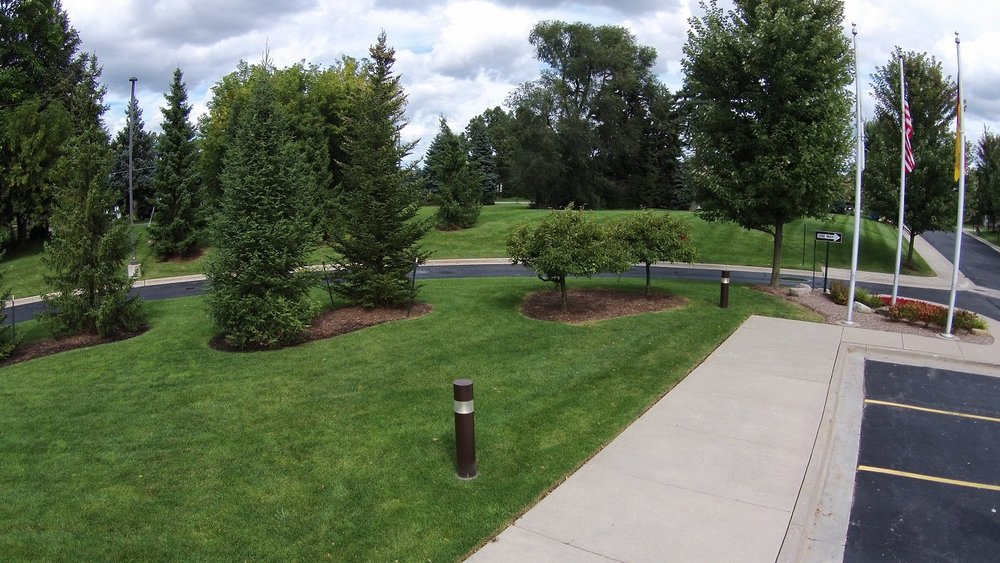 Quality commercial landscaping Brighton MI