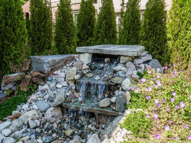 Landscape design in Ann Arbor MI and elsewhere in SE Michigan