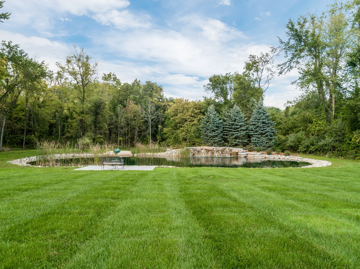 Landscape Design West Bloomfield MI - Troy Clogg