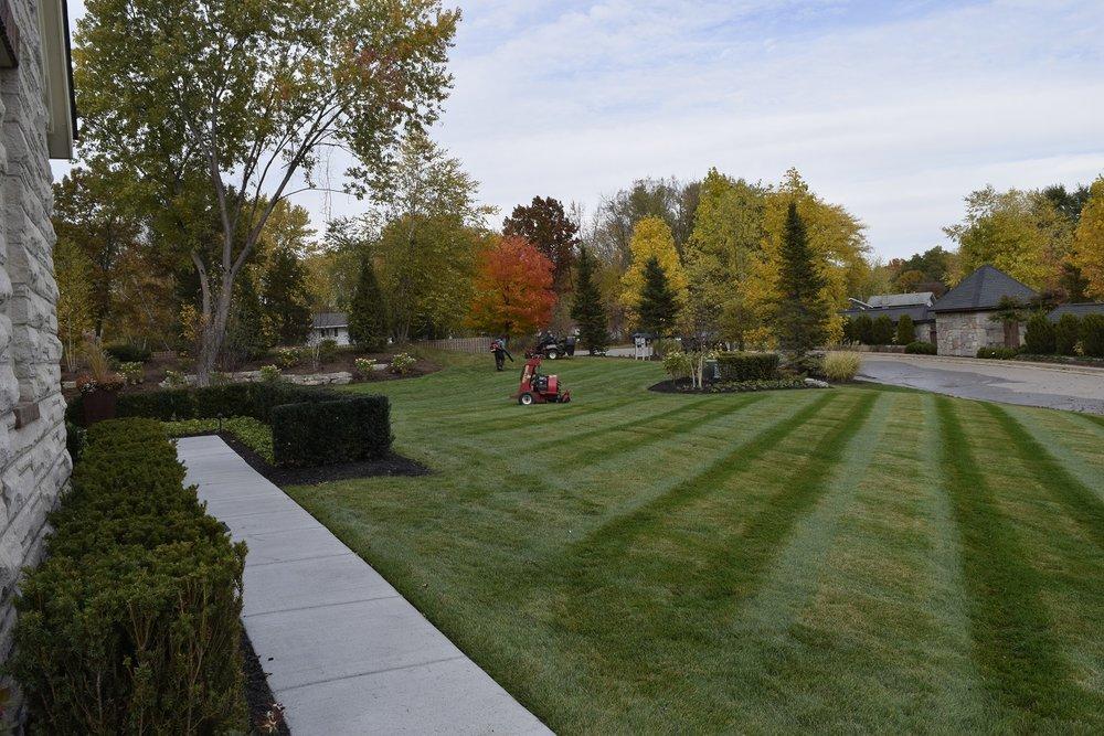 Commercial Landscaping Farmington Hills Mi Troy Clogg