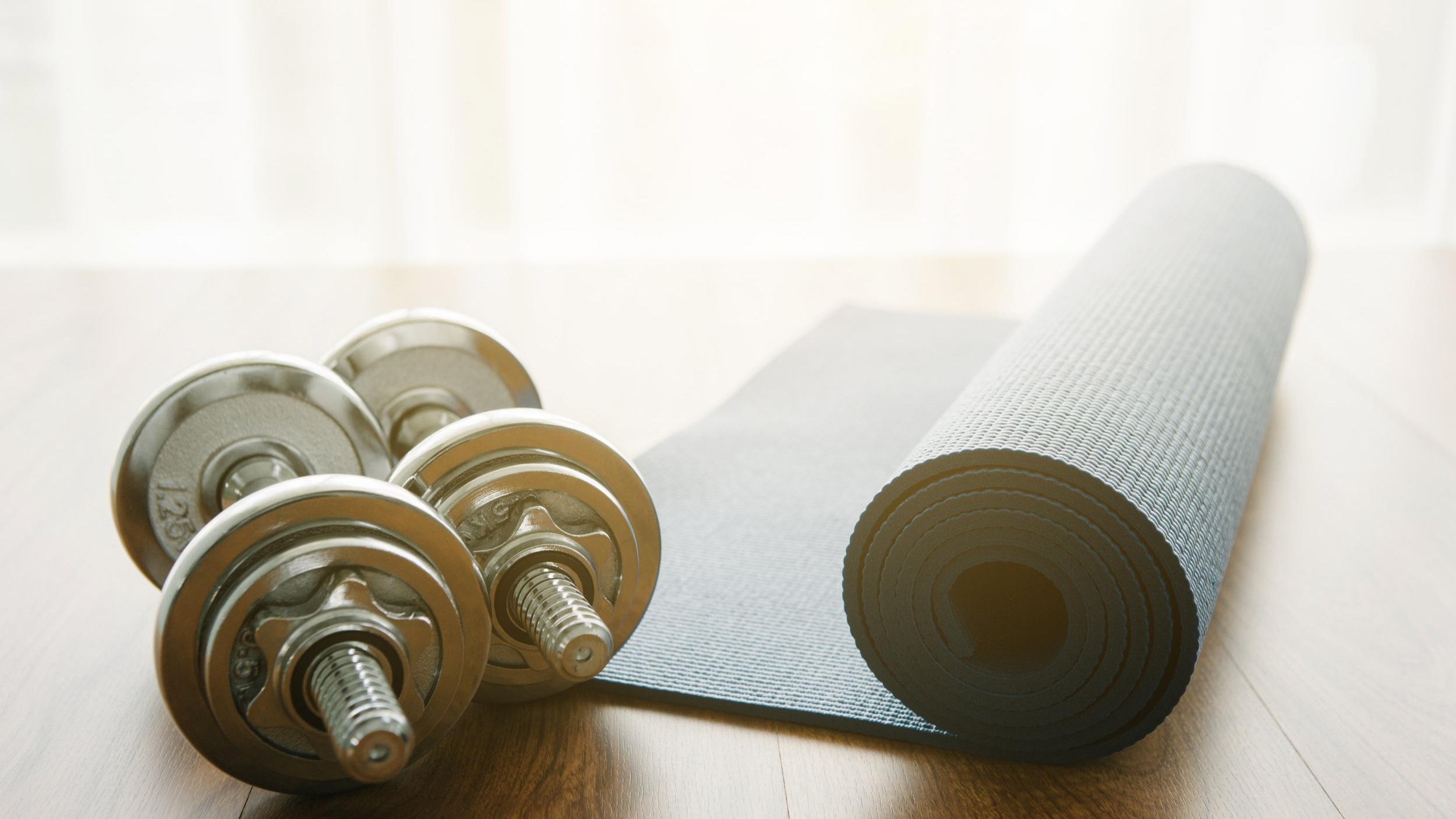 Yoga + Weights -