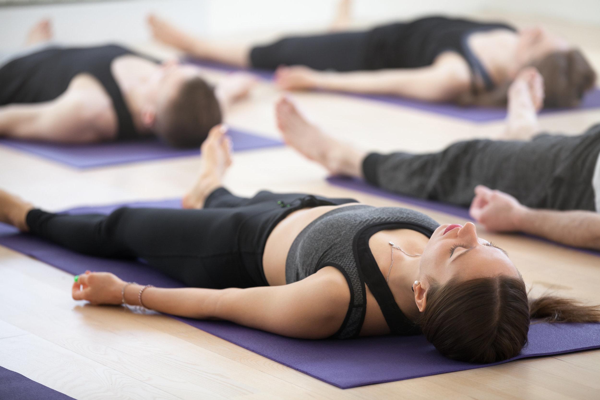 Restorative Yoga -