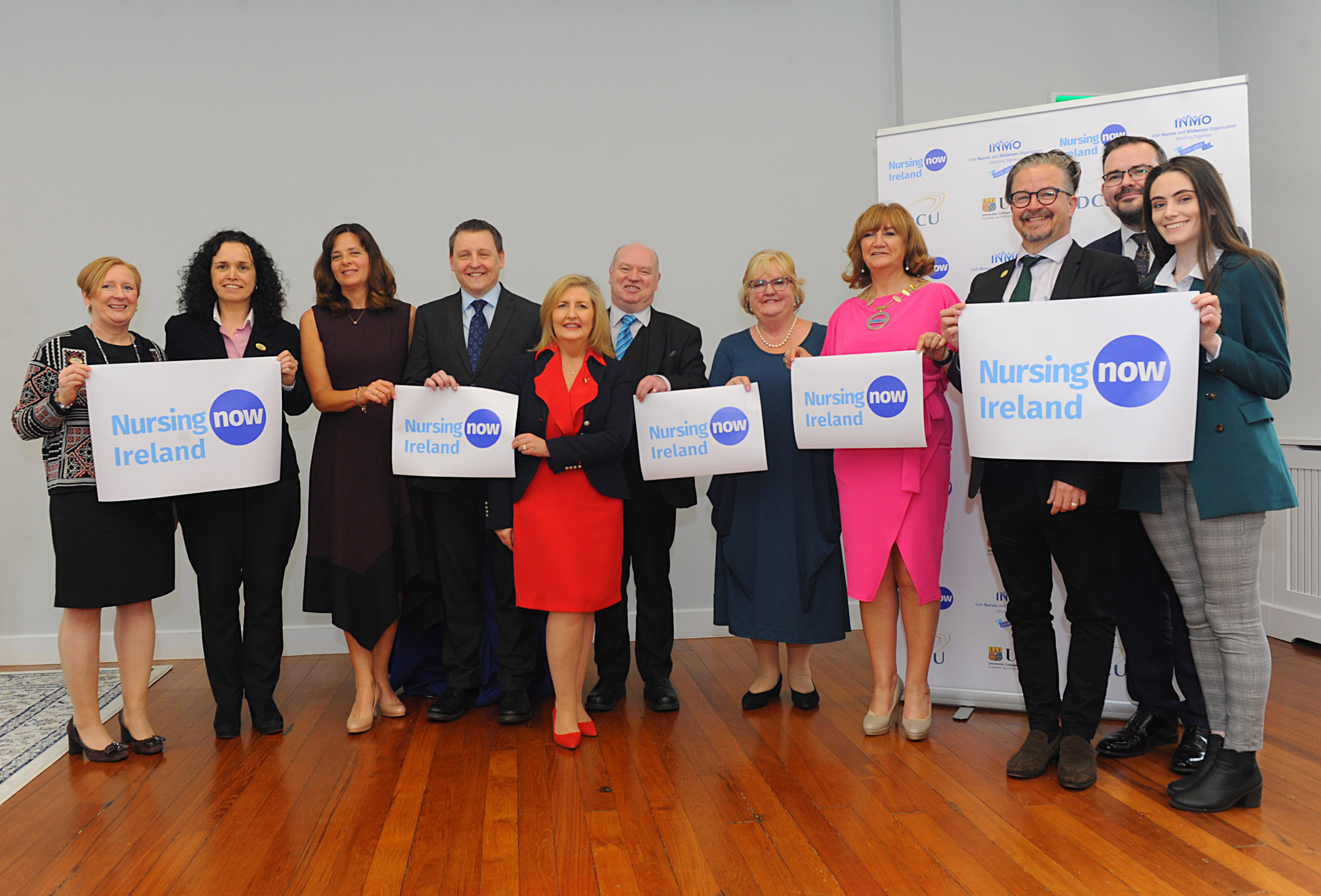 Nursing Now objectives - The objectives of the Nursing Now Ireland campaign set out a pathway to achieve the vision of the campaign - to raise the profile and highlight the contribution of nurses and midwives.