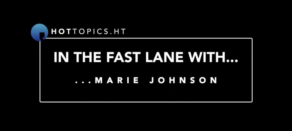 HotTopics-In the Fast Lane-Marie Johnson.jpg