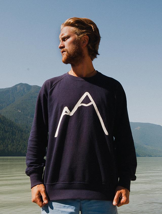 Simple_Mountain-navy-unisex-sweater.jpg