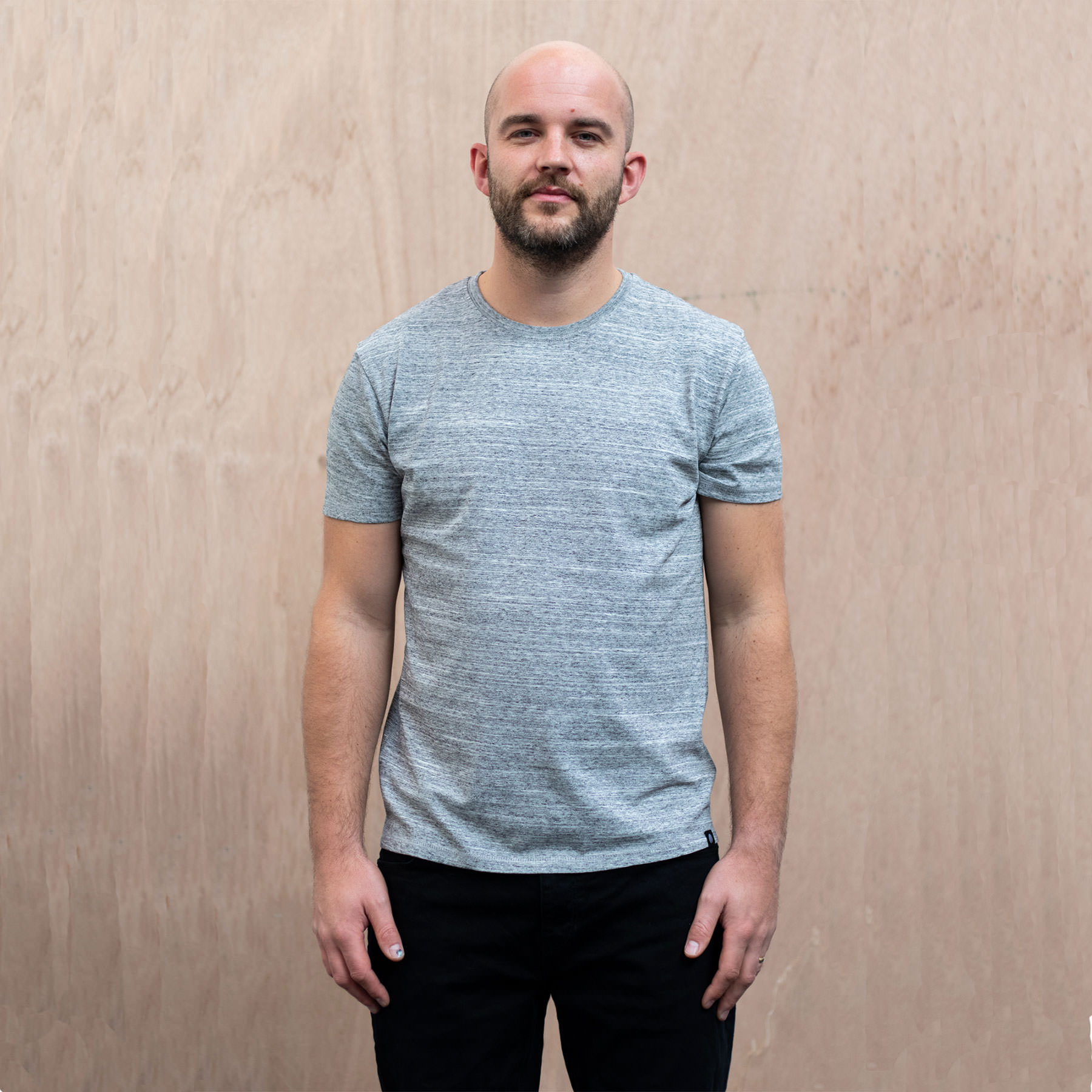 Bamford-tee-grey-mens-front-The-Level-Collective.jpg