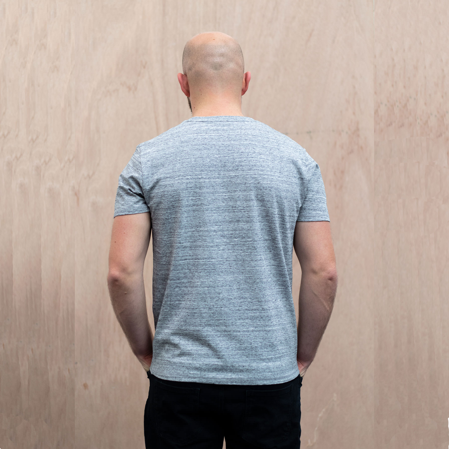 Bamford-tee-grey-mens-back-The-Level-Collective.jpg.jpg