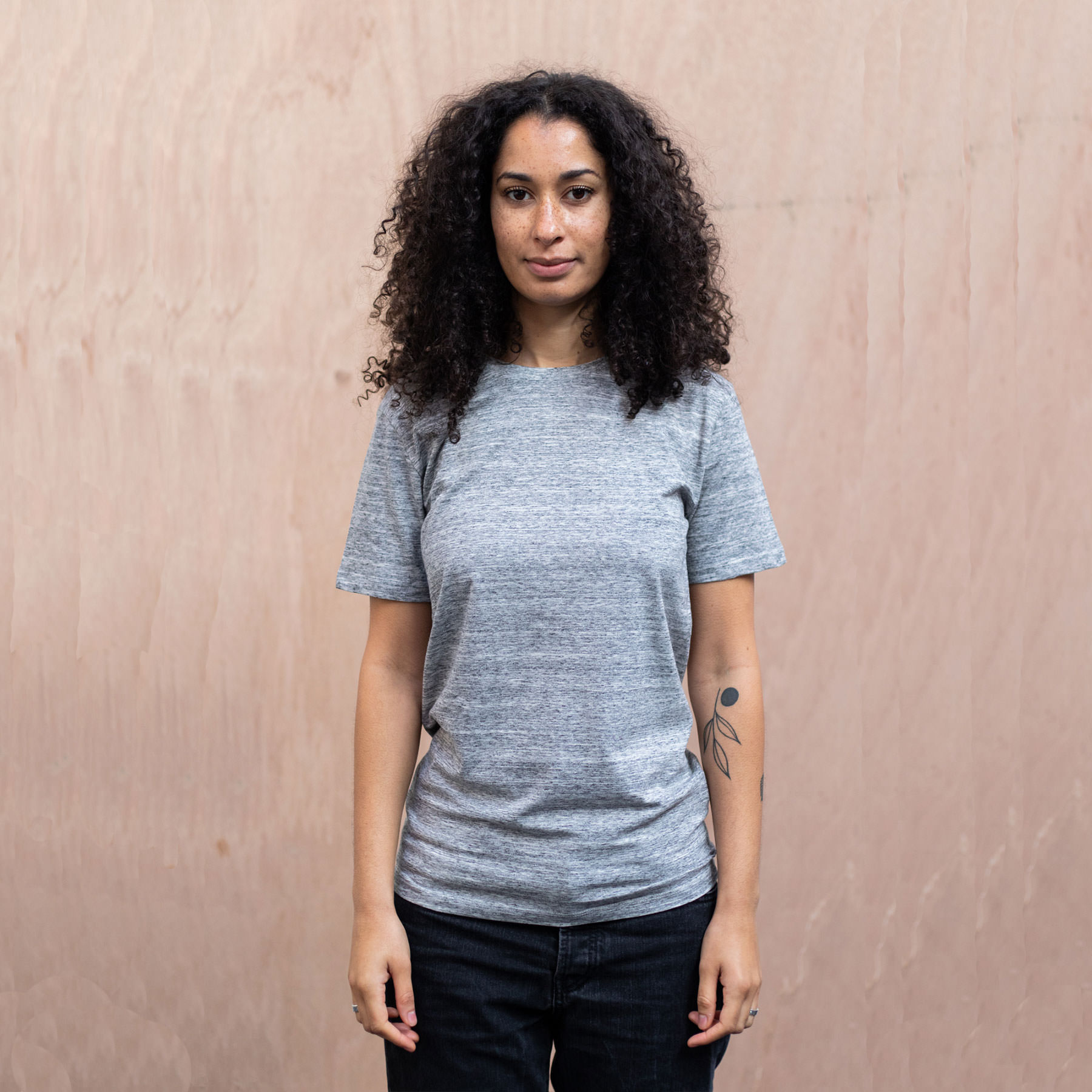 Bamford-tee-grey-womens-front-The-Level-Collective.jpg.jpg