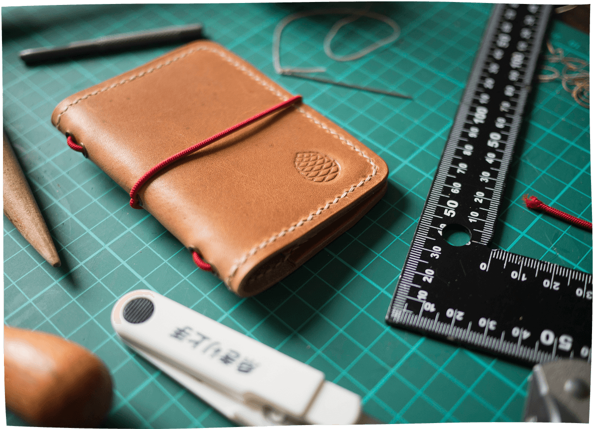 Handmade in small batches - Our tool and accessories are all made in the UK and beyond – produced ethically and finished to the highest standard.