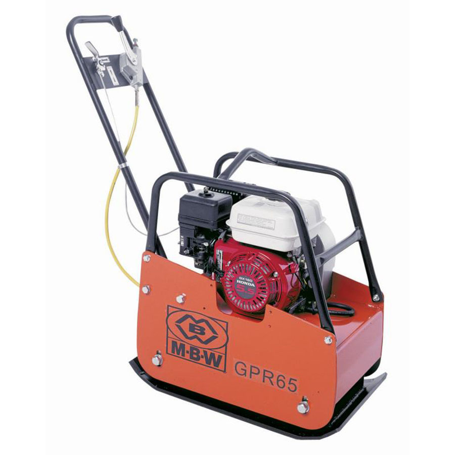 Plate Compactor - For Hire - MBW GPR68 18