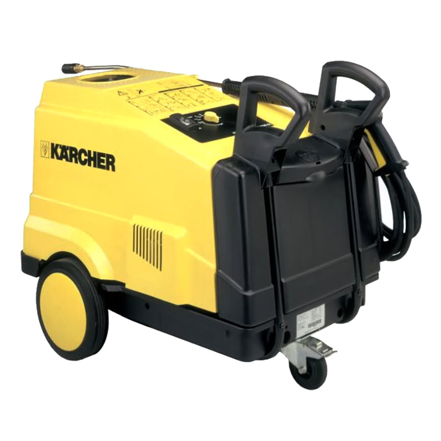 Karcher HDS 557 Ci Hot Water High Pressure Washer - For Hire - Diesel Engine Powered
