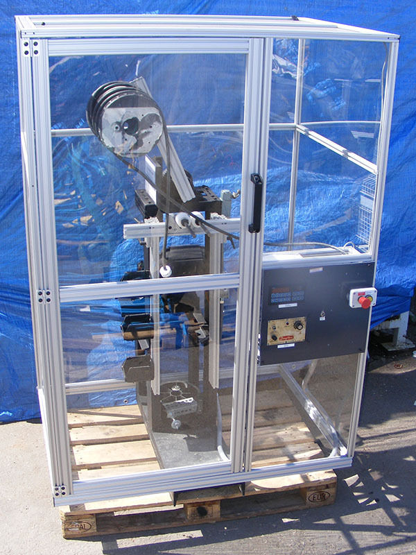 Flex Bend Tester - Used - Wire & Cable Manufacturing & Quality Testing Rope Unit